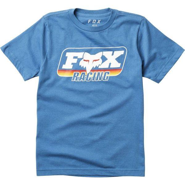 Fox Tricou Copii Throwback Dusty Blue