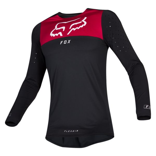 Tricouri MX-Enduro Fox Tricou Flexair Royl FLM Red 2019