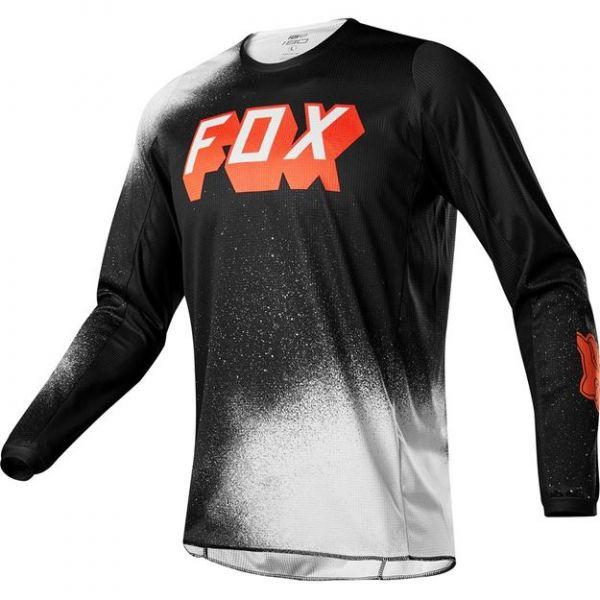Tricouri MX-Enduro Copii Fox Tricou MX Copii 180 Bnkz SE Negru 2020