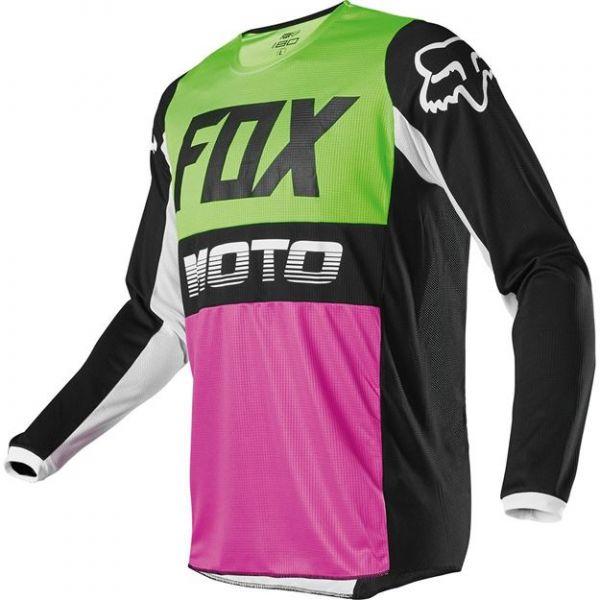 Tricouri MX-Enduro Copii Fox Tricou MX Copii 180 Fyce Multicolor 2020