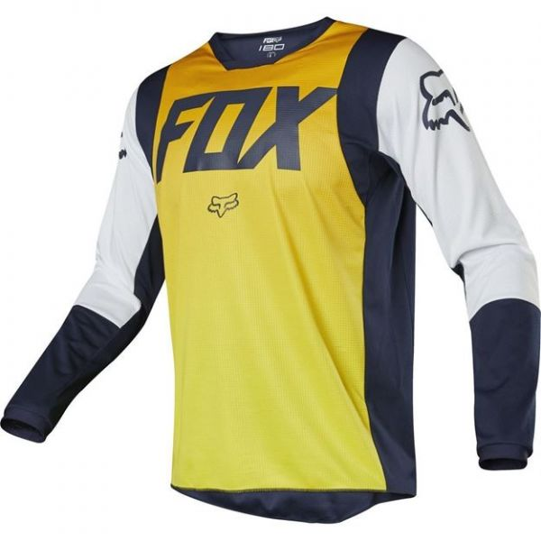 Tricouri MX-Enduro Copii Fox Tricou MX Copii 180 Idol SE A1 Multicolor 2020
