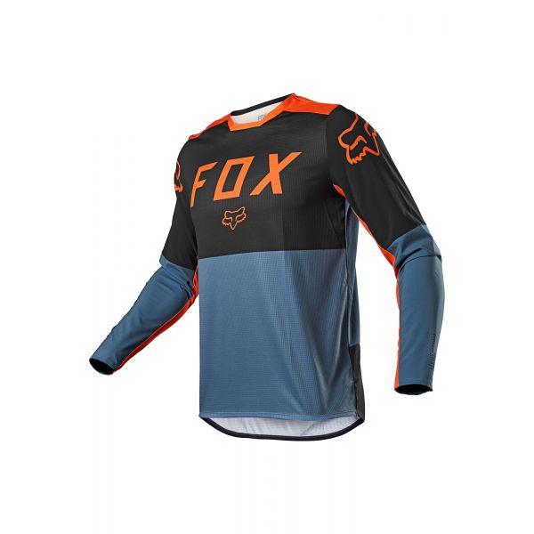 Tricouri MX-Enduro Fox Tricou MX Legion LT Albastru 2020