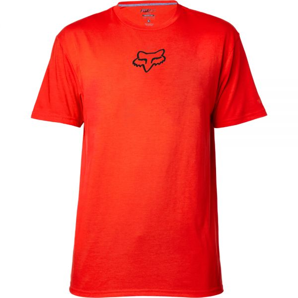 Tricouri casual Fox Tricou Tournament SS Tech Flame Red