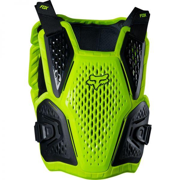 Protectii Piept-Spate Fox Vesta Protectie Raceframe Impact CE Black/Yellow 2020