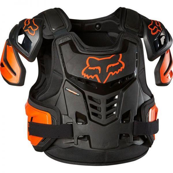 Protectii Piept-Spate Fox Vesta Raptor CE Orange 2020