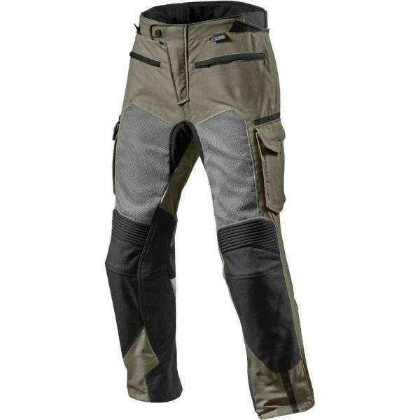 Pantaloni Moto Textil Revit Pantaloni Moto Textili Cayenne Pro Green