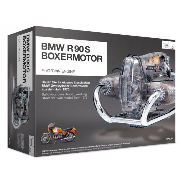 Machete On Road Franzis Macheta Motor DIY BMW Boxer R90S