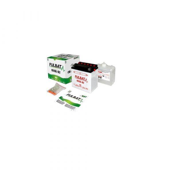 Acumulatori Cu Intretinere Fulbat Baterie conventionala F50-N18L-A (Y50-N18L-A) incl. electrolit