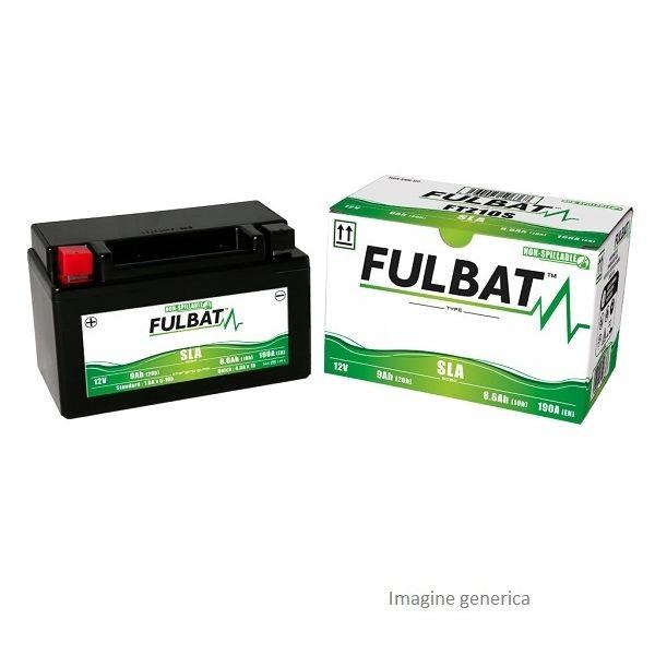 Acumulatori cu Gel Fulbat Baterie Cu Gel Activata Din Fabrica FTZ12S (YTZ12S)