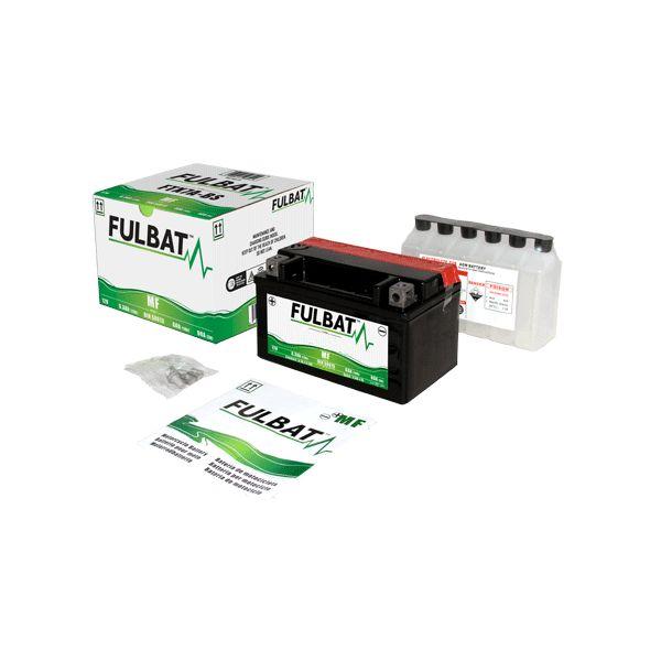 Acumulatori Fara Intretinere Fulbat Baterie Fara Intretinere FTX14AH-BS (YTX14AH-BS)