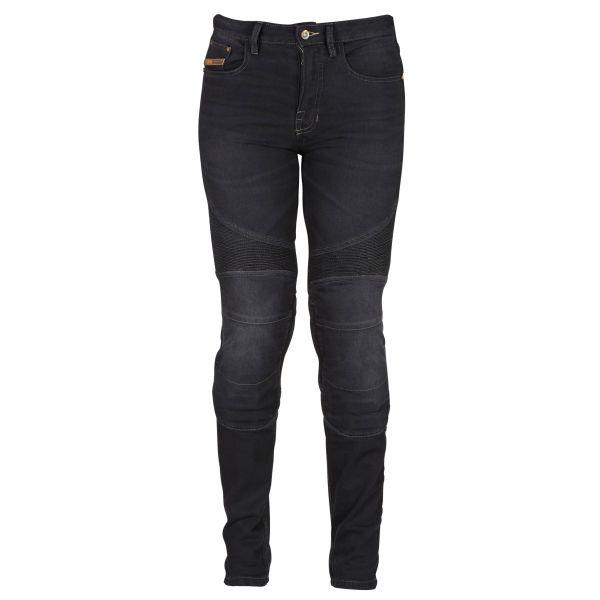 Jeans Moto - Dama Furygan Blugi Dama Jean Purdey Black 2020