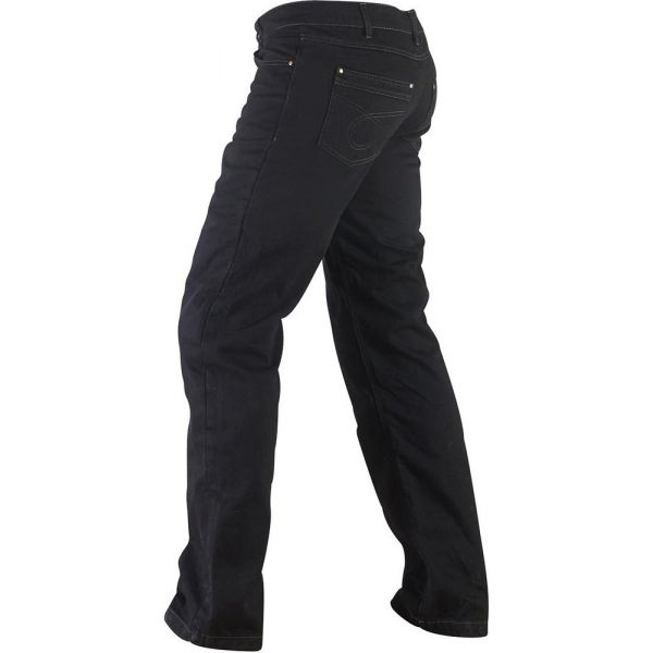 Jeans Moto Furygan LICHIDARE STOC Blugi Jean 01 Strech Black 2020