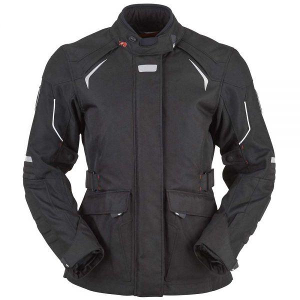 Geci Textil Furygan Geaca Textila Impermeabila WL-12 Black/White