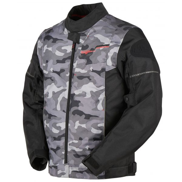 Geci Moto Textil Furygan Geaca Moto Textila Riley Black/Camouflage 2020
