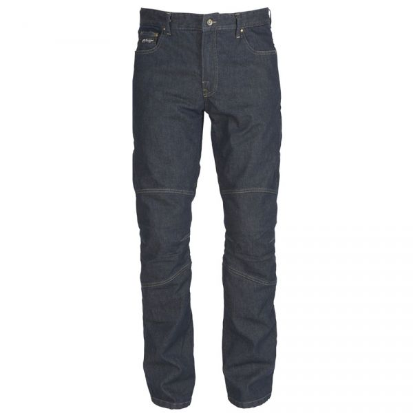 Jeans Moto Furygan Jeans Moto D02 Stretch Denim Blue