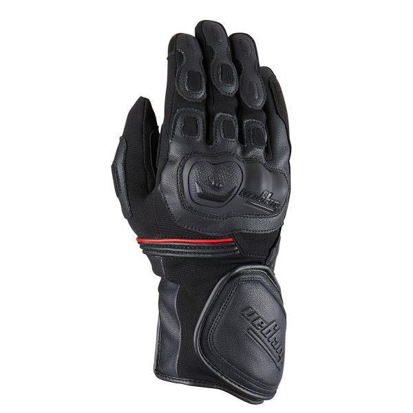 Manusi Moto Dama Furygan Manusi Moto Dama Textile/Piele 4499-1 Dirt Road Black 2021
