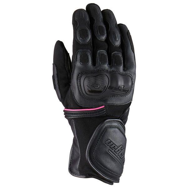 Manusi Moto Dama Furygan Manusi Moto Dama Textile/Piele 4499-150 Dirt Road Black/Pink 2021