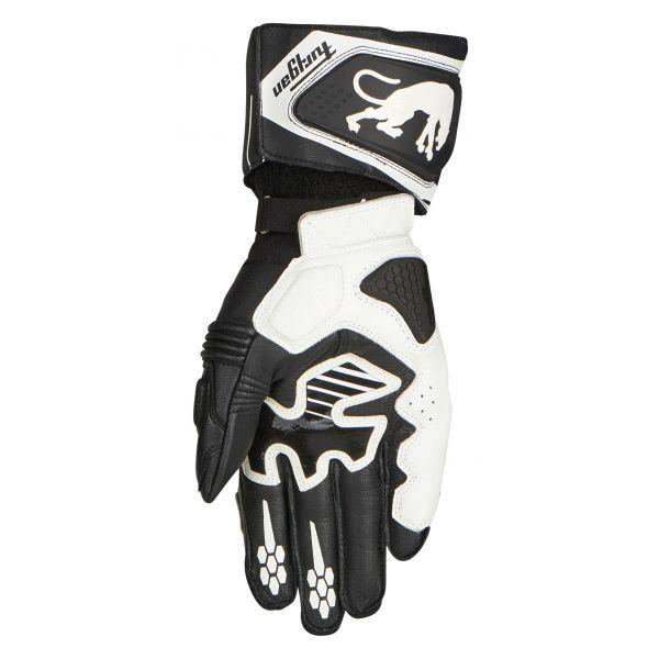Manusi Moto Sport si Piele Furygan Manusi Piele Shifter Black/White 2020