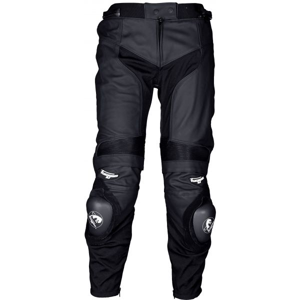 Pantaloni Piele - Dama Furygan Pantaloni Piele Dama Veloce Black 2020