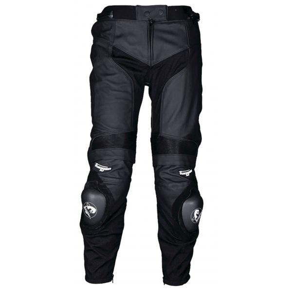 Pantaloni Moto Piele Furygan Pantaloni Piele Veloce Black 2020