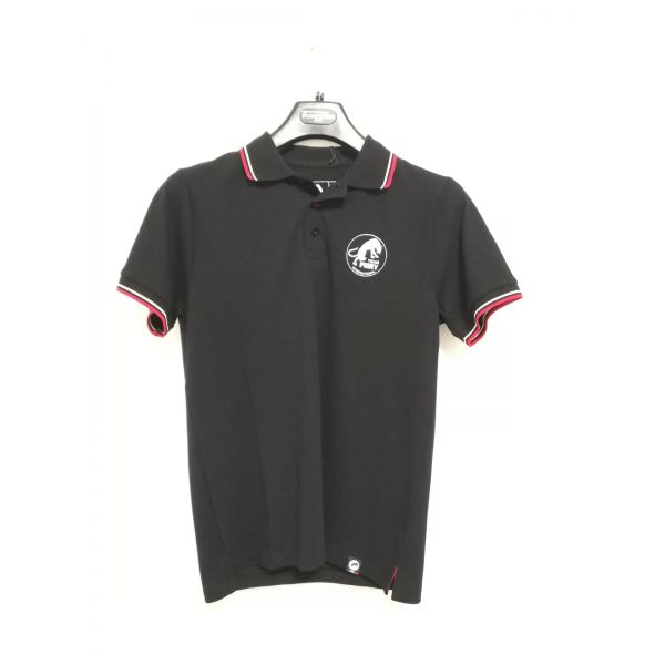 Tricouri/Camasi Casual Furygan LICHIDARE STOC Tricou Polo Racing Team Negru