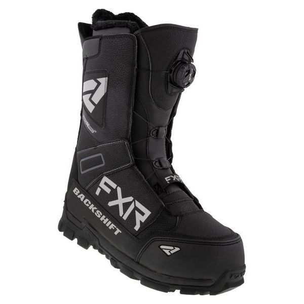 Bocanci Snowmobil FXR Bocanci Snow Backshift BOA Black 2021
