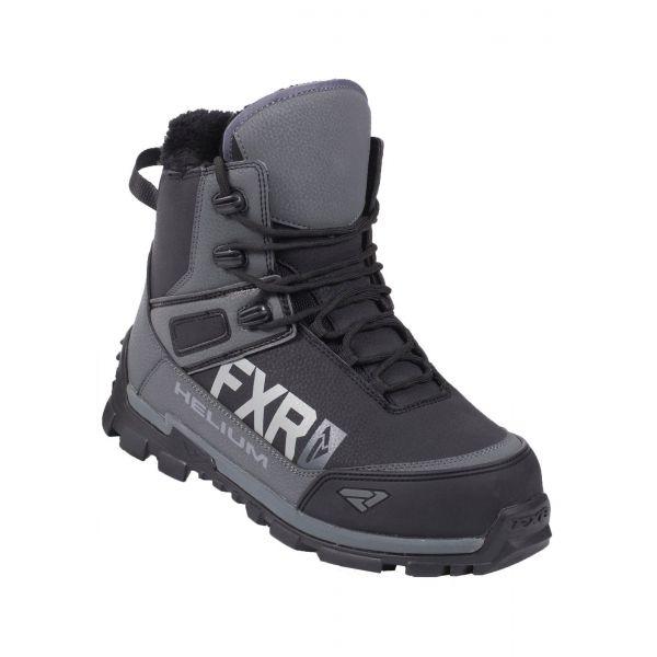 Bocanci Snowmobil FXR Bocanci Snow Helium Outdoor Black/Char 2020