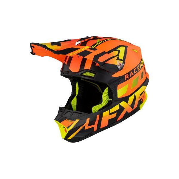 Casti Snowmobil FXR Casca Snow Blade Force Orange 2021