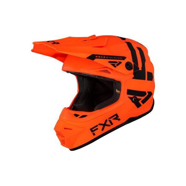 Casti MX-Enduro Copii FXR Casca Copii Legion Orange 2021