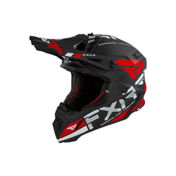 Casti Snowmobil FXR Casca Snow Helium Race DivRed 2021