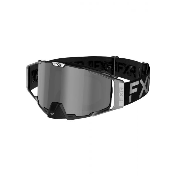 Ochelari Snowmobil FXR Ochelari Snow Pilot LE Chrome 2021