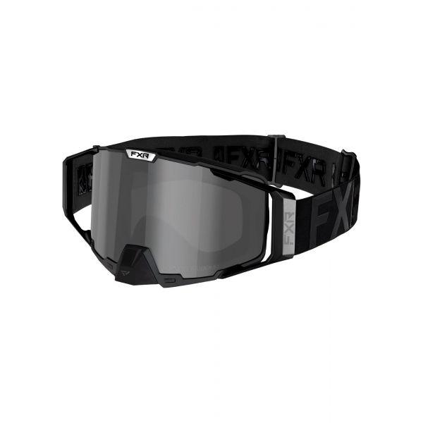 Ochelari Snowmobil FXR Ochelari Snow Pilot Polarized Black 2021