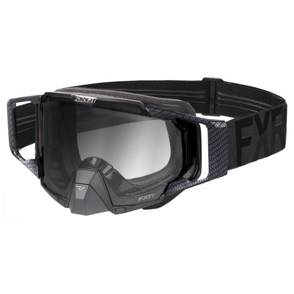 FXR Ochelari Snow Pilot Transition 2020  Black Ops