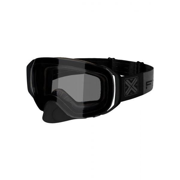 Ochelari Snowmobil FXR Ochelari Snow Summit Spherical Black Ops 2021