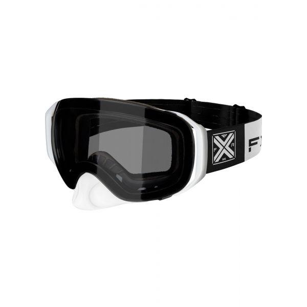 Ochelari Snowmobil FXR Ochelari Snow Summit Spherical Black/White 2021