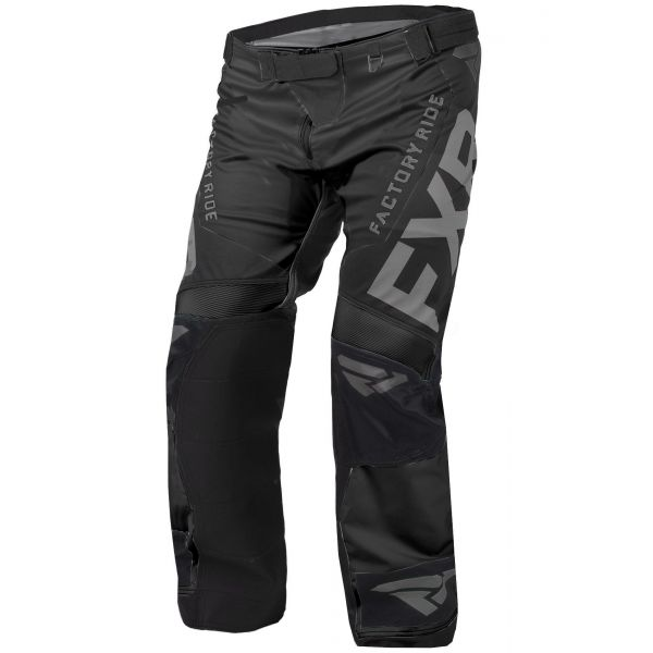 FXR Pantaloni OTB Cold Cross Race Ready Black 2020