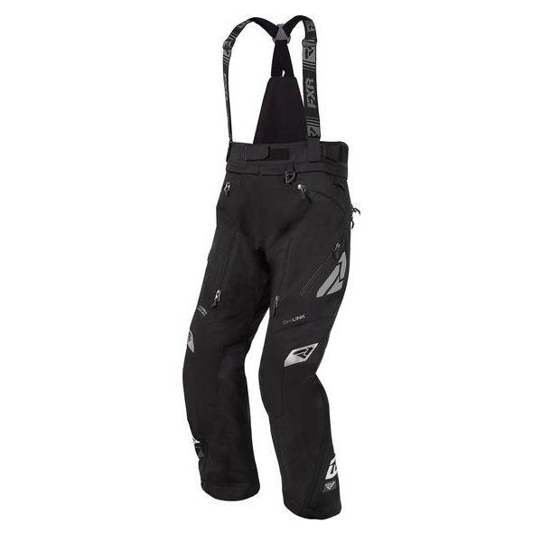 Pantaloni Snow FXR Pantaloni Snow Insulated Renegade X Black 2021