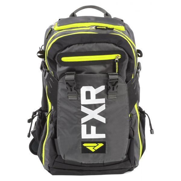 FXR Rucsac Ride Pack Black/Charcoal/Hi Vis 2020