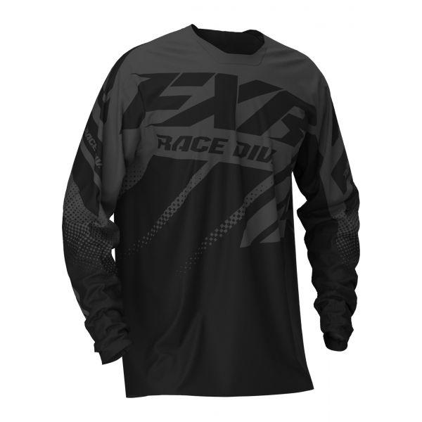 Tricouri MX-Enduro FXR Tricou Clutch MX Black Ops 2020