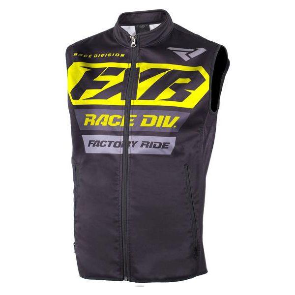 Geci Enduro FXR Vesta MX Off-Road Black/Hi Vis 2021