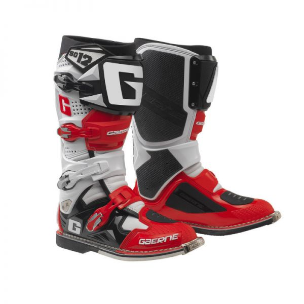 Cizme MX-Enduro Gaerne Cizme SG12 Red Pepper