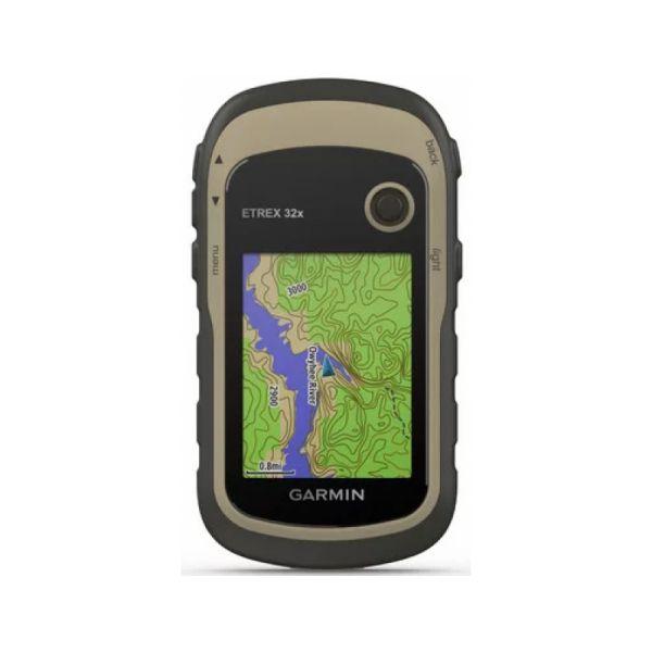 Garmin GPS eTrex 32x + Harta Topografica a Romaniei