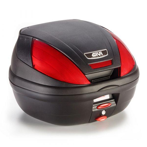 Genti Moto Strada Givi Topcase Monolock E370N 39L