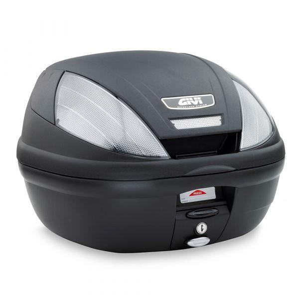 Genti Moto Strada Givi Topcase Monolock E370NT 39L