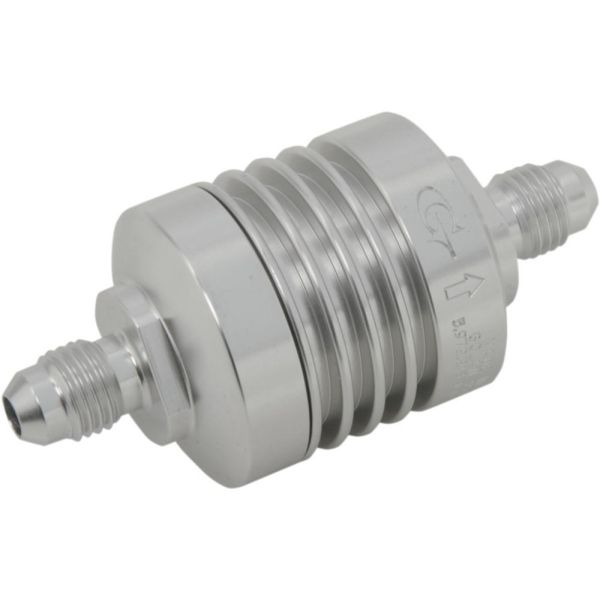 Filtre Benzina Golan Products MINI FILTRU BENZINA REUSABLE 4-AN FITTINGS
