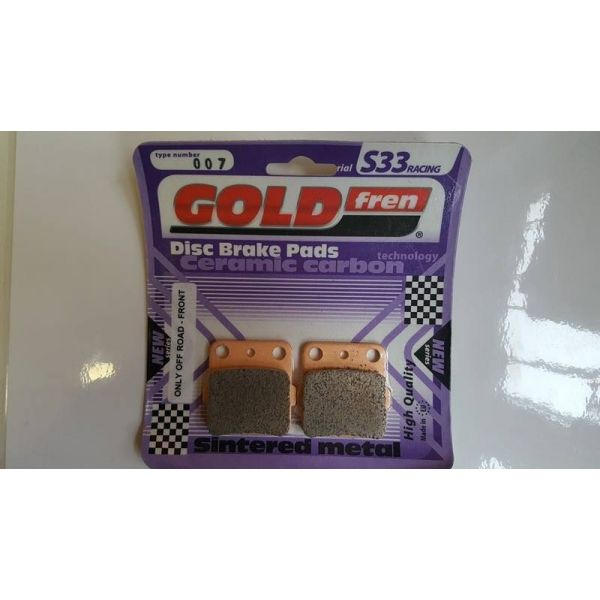 Goldfren Placute Frana Off Road Fata S33 007