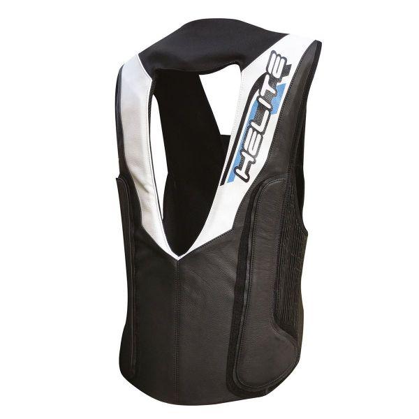 Vesta Moto Airbag Helite Vesta Airbag Weste GP Air 2 Black/White