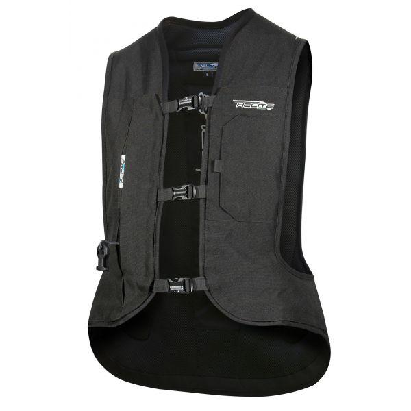 Vesta Moto Airbag Helite Vesta Airbag-Weste Turtle 2 Black