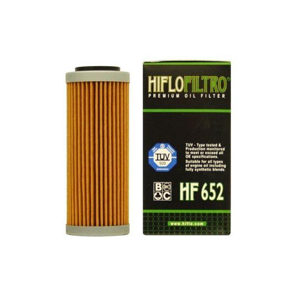 Filtre Ulei Strada Hiflofiltro FILTRU ULEI HF652