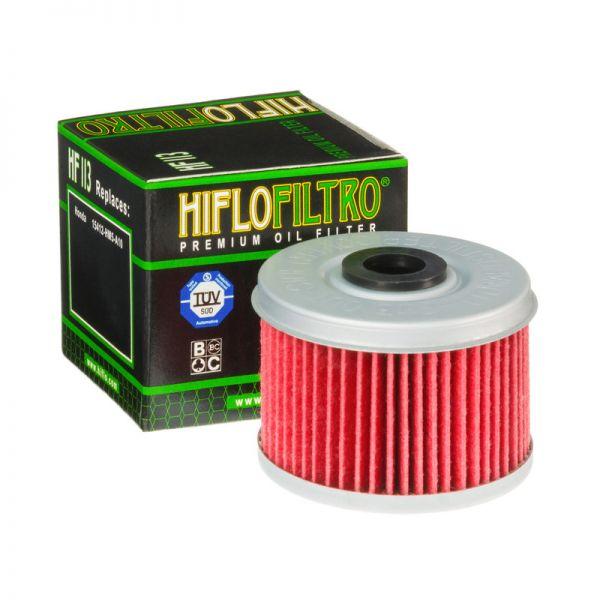 Filtre ulei Hiflofiltro FILTRU ULEI HF113 HON ATV